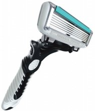 Парфюми, Парфюмерия, козметика Мъжка самобръсначка с 6 ножчета - Dorco Pace 6