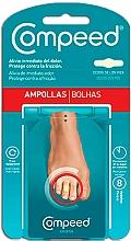 Парфюмерия и Козметика Пластири за пръсти срещу мазоли - Compeed