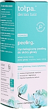 Парфюмерия и Козметика Трихологичен скраб за скалп - Tolpa Dermo Hair Peeling