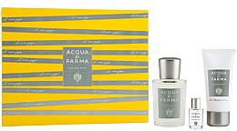 Парфюмерия и Козметика Acqua Di Parma Colonia Pura - Комплект (одеколон/100ml + душ гел/50ml + одеколон/мини/5ml)
