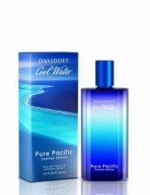 Парфюми, Парфюмерия, козметика Davidoff Cool Water Pure Pacific Man - Тоалетна вода
