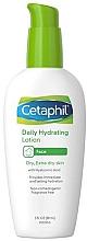 Парфюмерия и Козметика Хидратиращ лосион за лице с хиалуронова киселина - Cetaphil Daily Hydrating Lotion With Hyaluronic Acid