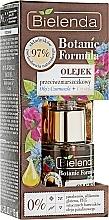 Парфюмерия и Козметика Антистареещо масло за лице - Bielenda Botanic Formula Black Seed Oil Cistus Anti-Wrinkle Face Oil