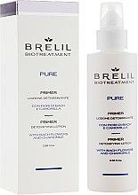 Парфюмерия и Козметика Почистващ детоксикиращ лосион за коса - Brelil Bio Traitement Pure Primer