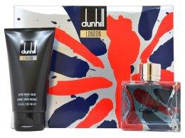 Парфюми, Парфюмерия, козметика Alfred Dunhill Dunhill London - Комплект (тоал. вода/100ml + афтър. балсам/150ml)