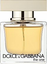 Парфюмерия и Козметика Dolce & Gabbana The One - Тоалетна вода