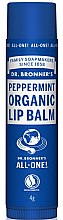 """Парфюми, Парфюмерия, козметика Балсам за устни """"Мента"""" - Dr. Bronner's Peppermint Lip Balm"""