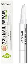 Парфюмерия и Козметика Серум за нокти - Neonail Professional 72h Nail Repair Serum