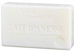 """Парфюмерия и Козметика Натурален сапун """"Магарешко мляко"""" - Le Chatelard 1802 Soap Donkey Milk"""