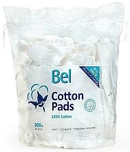 Парфюмерия и Козметика Козметични памучни тампони - Bel Cotton Pads