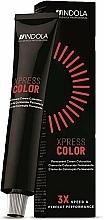 Парфюмерия и Козметика Перманентна крем-боя за коса - Indola Xpress Color 3X Speed & Perfect Performance
