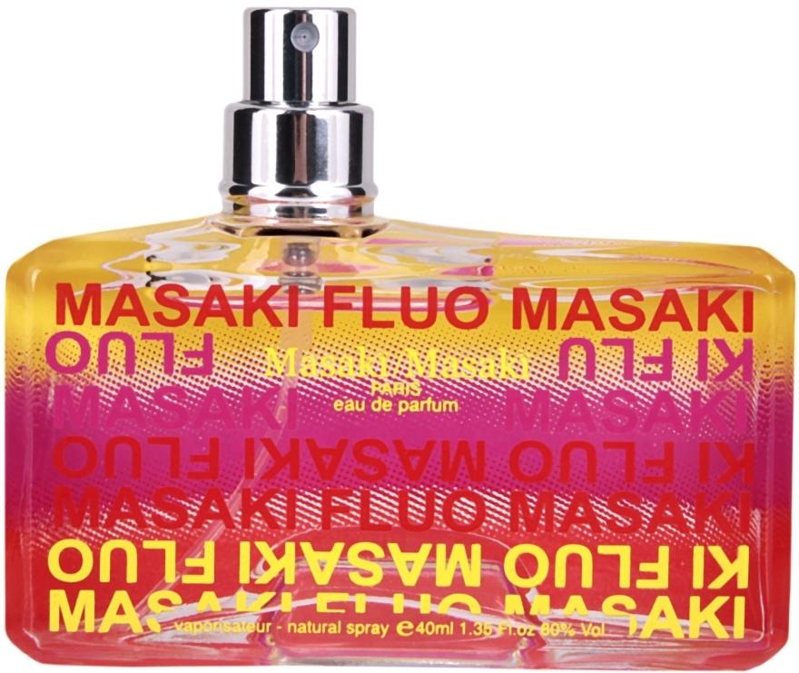 Masaki Matsushima Fluo - Парфюмна вода (тестер без капачка)  — снимка N2