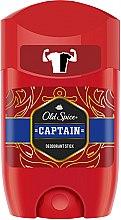 Парфюмерия и Козметика Стик дезодорант - Old Spice Captain Stick