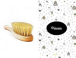 Парфюми, Парфюмерия, козметика Комплект за деца - LullaLove Princess (четка за коса + шал)