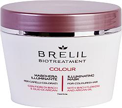 Парфюми, Парфюмерия, козметика Маска за боядисана коса - Brelil Bio Treatment Colour Illuminating Mask