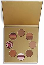 Парфюми, Парфюмерия, козметика Палитра с бронзант за лице - Makeup Revolution I Heart Makeup Bronzer Wardrobe
