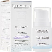Парфюми, Парфюмерия, козметика Успокояващ крем против бръчки - Dermedic Tolerans Calming Anti-Wrinkle Cream