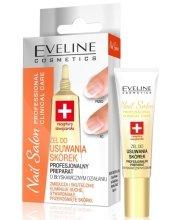 Парфюми, Парфюмерия, козметика Гел за кожички - Eveline Cosmetics Nail Salon Clinical Care