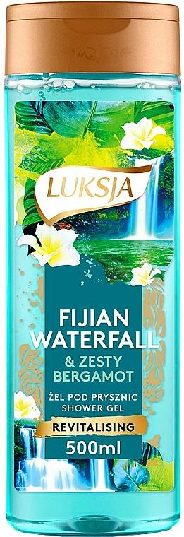 Душ гел - Luksja Fijian Waterfall Shower Gel