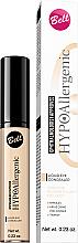 Парфюми, Парфюмерия, козметика Хипоалергенен коректор - Bell Hypo Allergenic Liquid Eye Concealer