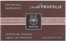 """Парфюмерия и Козметика Сапун """"Прополис"""" - Apivita Natural soap with Propolis"""