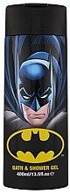 Парфюми, Парфюмерия, козметика Душ гел - Corsair Marvel Dc Comics Batman Shower Gel