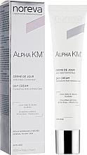 Парфюмерия и Козметика Коригиращ крем против стареене за нормална и суха кожа - Noreva Laboratoires Alpha KM Corrective Anti-Ageing Treatment Normal To Dry Skins