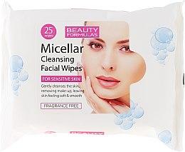 Парфюми, Парфюмерия, козметика Почистващи мицеларни кърпички - Beauty Formulas Micellar Cleansing Facial Wipes