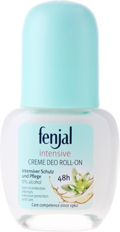 Интензивен дезодорант крем - Fenjal Intensive Creme Deo Roll-On 48H