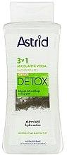 Парфюмерия и Козметика Мицеларна вода за нормална и мазна кожа - Astrid CityLife Detox 3v1
