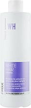 Парфюмерия и Козметика Шампоан за неутрализиране на жълти оттенъци за светла коса - Kosswell Innove Professional White Hair Shampoo
