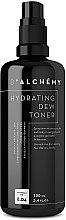 Парфюмерия и Козметика Овлажняващ тоник за лице - D'Alchemy Hydrating Dew Toner