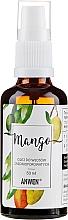 Парфюмерия и Козметика Масло от манго за коса със средна парьозност - Anwen Mango Oil For Medium-Porous Hair
