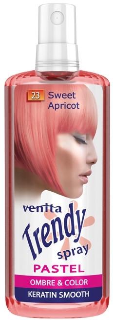 Спрей оцветител за коса - Venita Trendy Pastel Spray