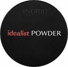 Парфюмерия и Козметика Компактна пудра - Ingrid Cosmetics Idealist