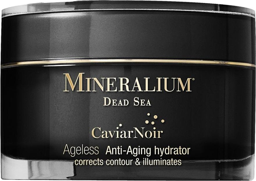 Хидратиращ крем с черен хайвер - Mineralium Caviar Noir Anti-Aging Hydrator — снимка N1