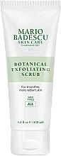 Парфюмерия и Козметика Почистващ скраб за лице - Mario Badescu Botanical Exfoliating Scrub