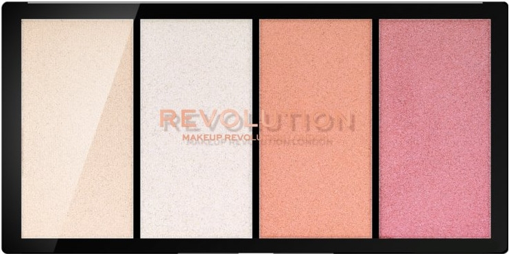 Палитра хайлайтъри - Makeup Revolution Re-Loaded