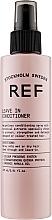Парфюмерия и Козметика Балсам за коса без отмиване - REF Leave in Conditioner