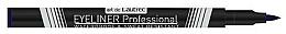 Парфюмерия и Козметика Водоустойчива очна линия - Art de Lautrec Eyeliner Professional Waterproof Sweat Resistant