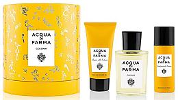 Парфюми, Парфюмерия, козметика Acqua Di Parma Colonia - Комплект (одеколон/100ml + душ гел/75ml + дезод./50ml)