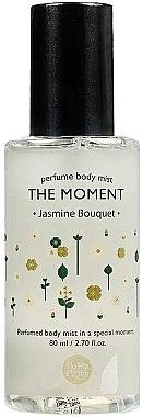 """Парфюмен спрей за тяло """"Жасмин"""" - Holika Holika The Moment Perfume — снимка N1"""