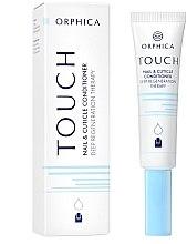 Парфюмерия и Козметика Балсам за нокти и кожички - Orphica Touch Nail & Cuticle Conditioner
