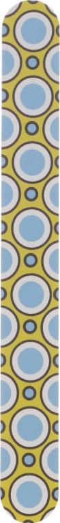 """Пиличка за нокти """"Арлекино"""", 77456, кръгчета - Top Choice — снимка N1"""