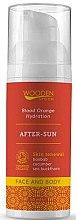 Парфюмерия и Козметика Масло за след слънчеви бани - Wooden Spoon After-Sun