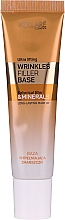 Парфюмерия и Козметика Основа за грим, запълва мимически бръчки - Vollare Cosmetics Wrinkles Filler Base