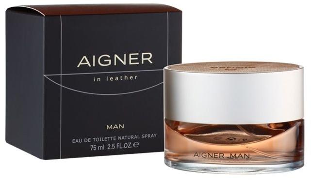 Aigner In Leather Man - Тоалетна вода — снимка N1