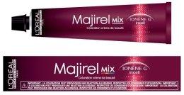 Парфюмерия и Козметика Крем боя за коса - L'Oreal Professionnel Majirel Mix (без включен оксидант)