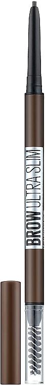 Автоматичен молив за вежди с четка - Maybelline New York Brow Ultra Slim Eyebrow Pencil