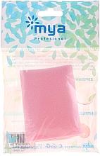 Парфюмерия и Козметика Кърпа за почистване на грим в розов цвят - Mya